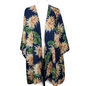 Shein Floral Kimono Size Small